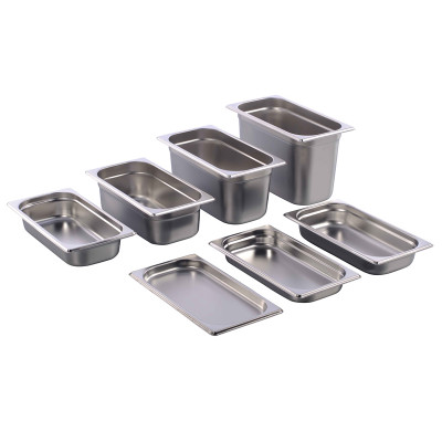 """Gastronorm containers """"Contacto"""" GN 1/3"""