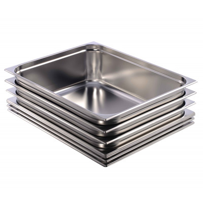"""Gastronorm containers """"Contacto"""" GN 2/1"""