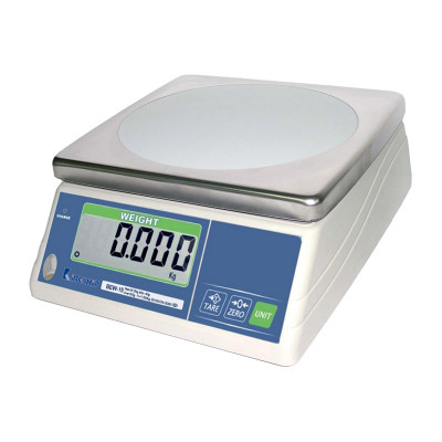 "Compact and versatile scale ""Kingship"" BEW-15 (15kg x 5g)"