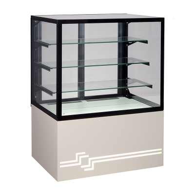 """Refrigerated showcase """"Unis Cool"""" CUBE II 1500"""